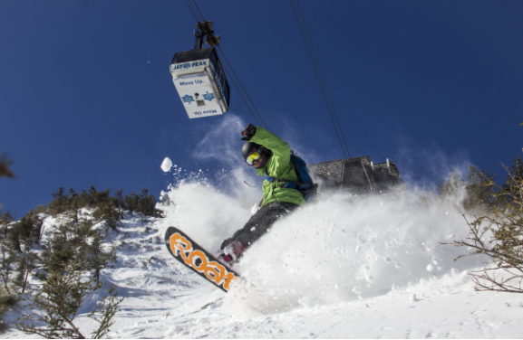 Ski Vermont Receives Most Snow in Continental US during 2014-15 Season