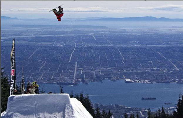 Snowboard Big Air Lands in 2018 Olympics